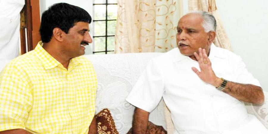 Bengaluru Rural BJP Ticket Row: BS Yeddyurappa expressed helplessness