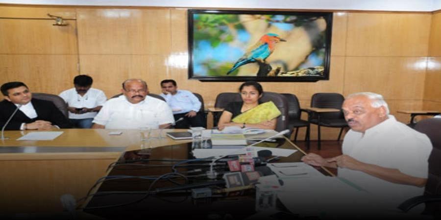 Umesh Jadhav resignation case: Speaker reserves judgment