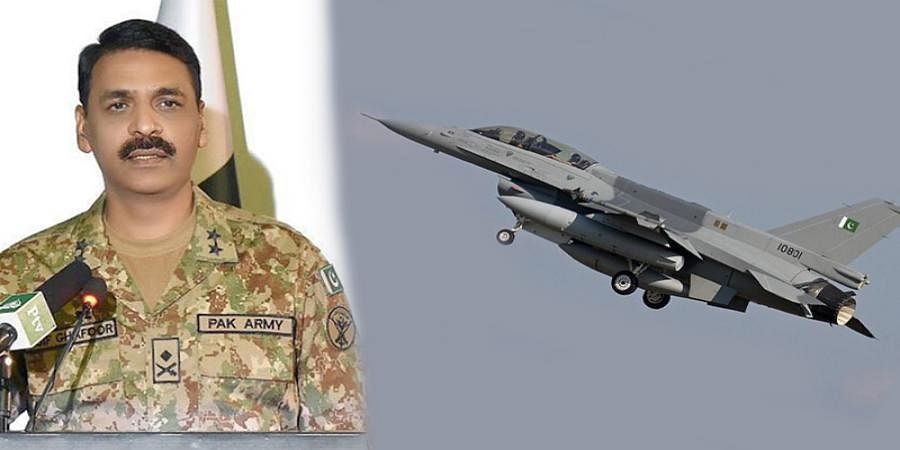 Pakistan Army says no F-16 used to shoot down Indian aircraft