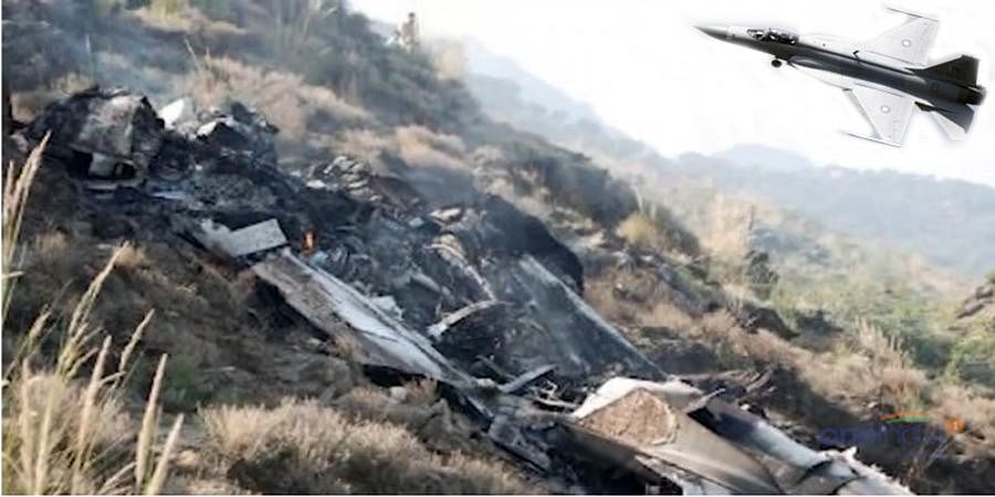Pakistan Airforce shot down its own two JF17 in panic mistaking as IAF: Lt Gen Vinod Bhatia