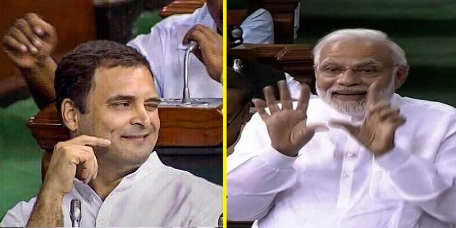 I would like to wish the PM a very happy World Theatre Day: Rahul Gandhi on A-sat Success