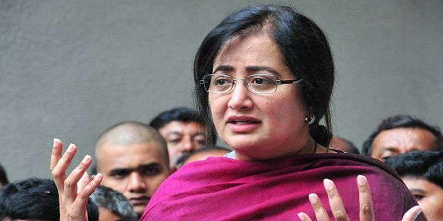 Sumalatha replies to notice issued by the Deputy Commissioner