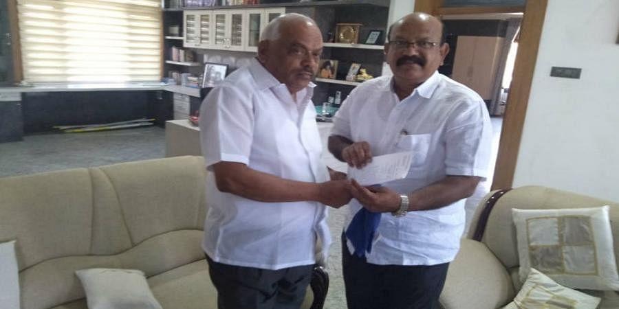 Chincholi Congress MLA Umesh Jadhav Resigns: Sources