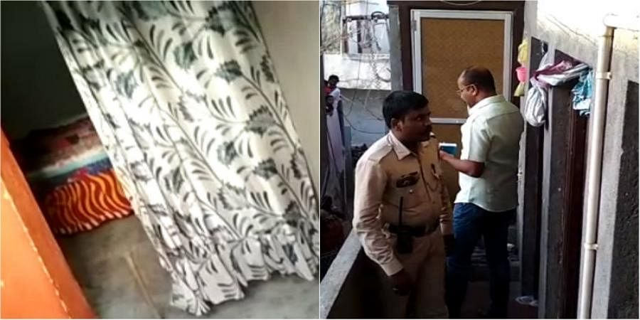 Man killed his wife and make a video call to her house and show the dead body to them at Vijayapur