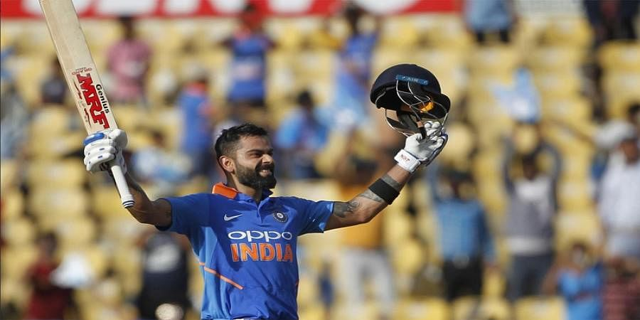 Captain Kohli beats Sourav ganguly's Rare record