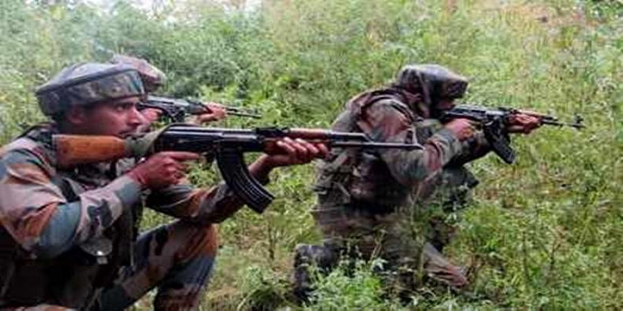 1 terrorist killed by security forces in Handwara in J-K
