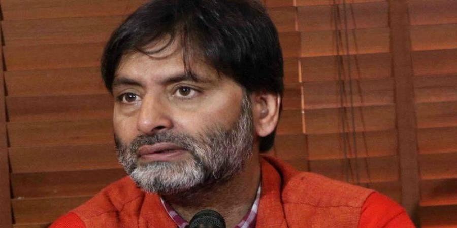 JKLF Chief Yasin Malik booked under PSA, being shifted to Jammu jail