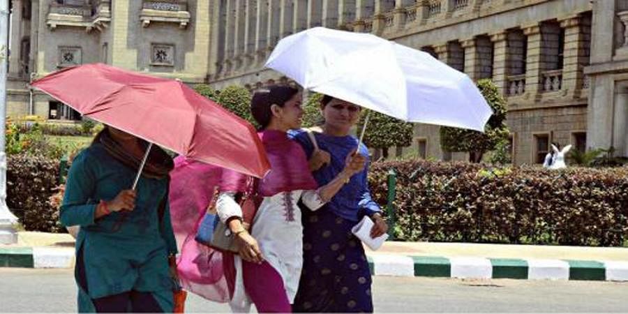 After 23 years temperature rises to 37.5 Degree in Bengaluru, Silicon City may receive some more rain today