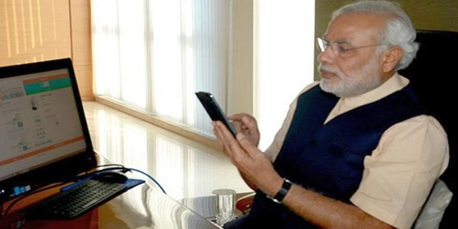FB removes 15 pages linked to NaMo app firm
