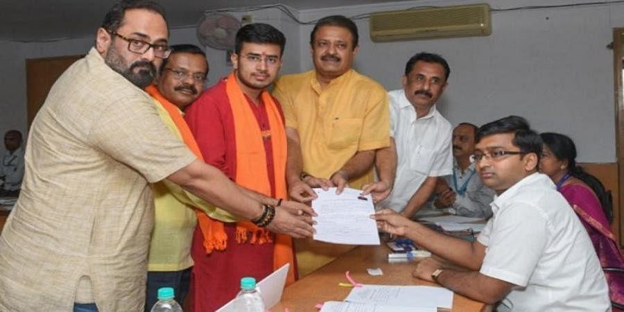 Karnataka State Commission for Women issues notice to Tejasvi Surya