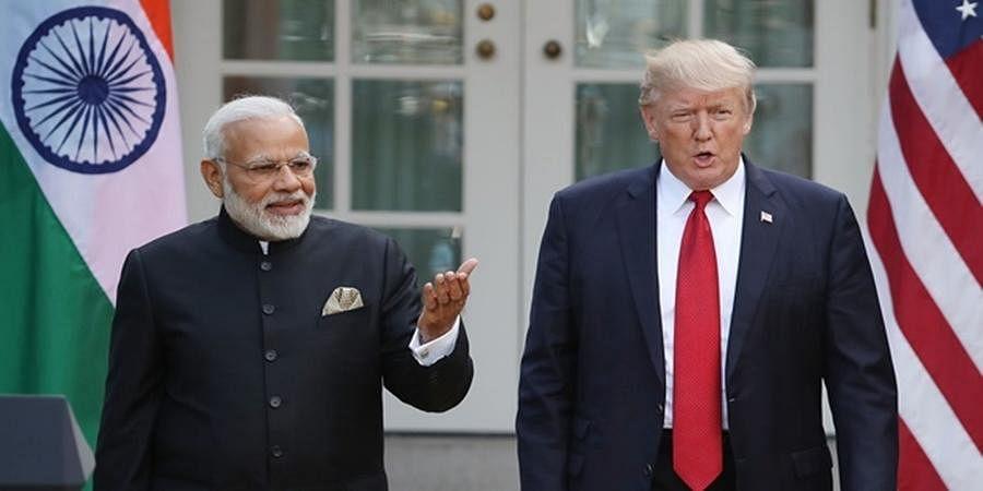 Narendra Modi-Donald Trump