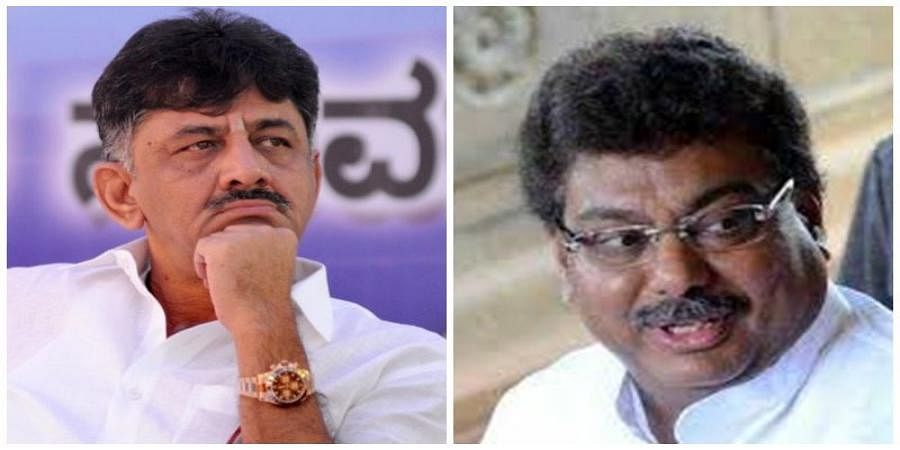 DK Shivakumar and MB Patil