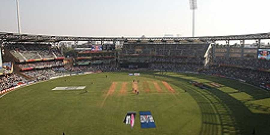No security threat to Wankhede stadium: Mumbai police
