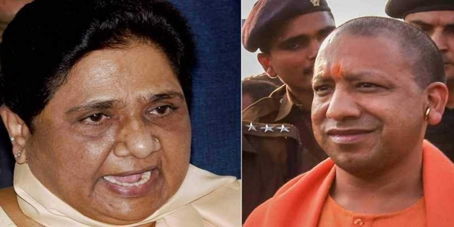 EC bars Yogi Adityanath for 72 hours, Mayawati for two days over communal remarks during election rallies