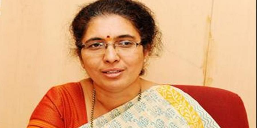 Tejaswini AnanthKumar clarifies over vote for NOTA pamphlets