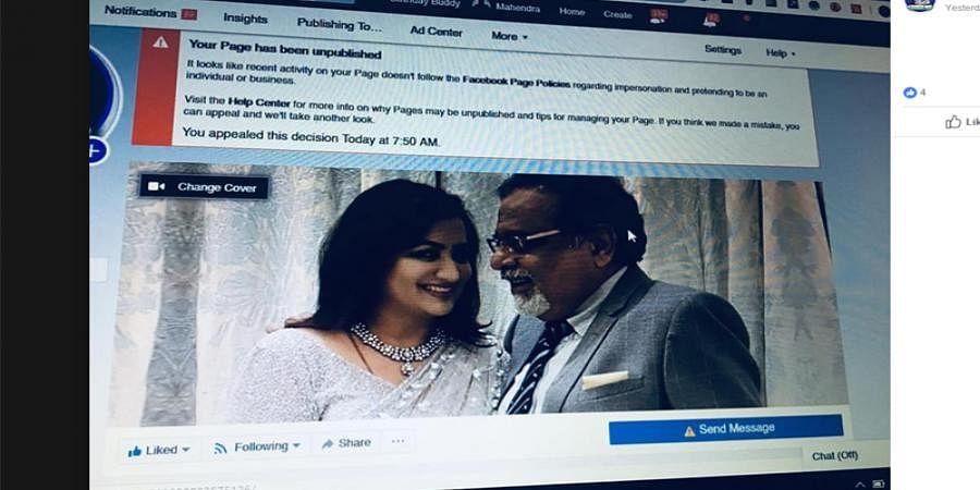 unknown miscreants have taken control and blocked my social media: Sumalatha Ambareesh