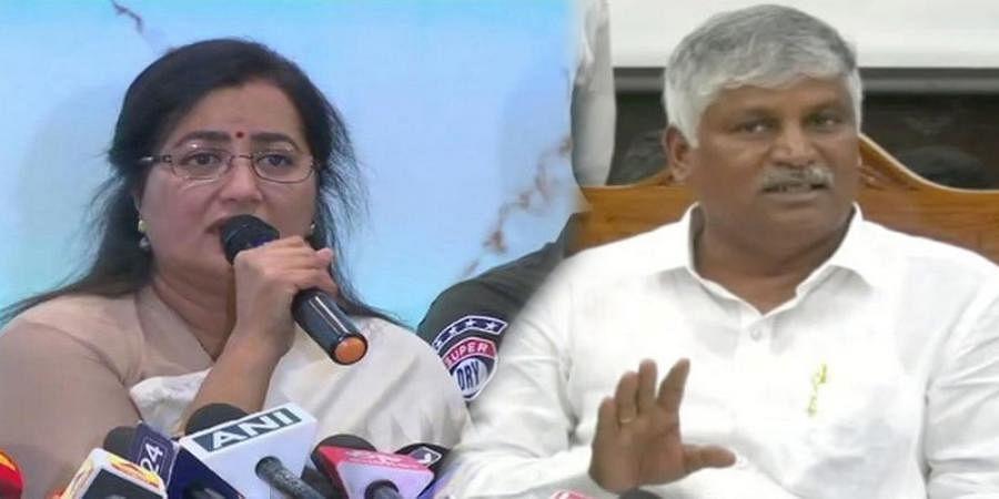 Sumalatha ready to Join BJP, Soon will Release video Evidence says CS Puttarju