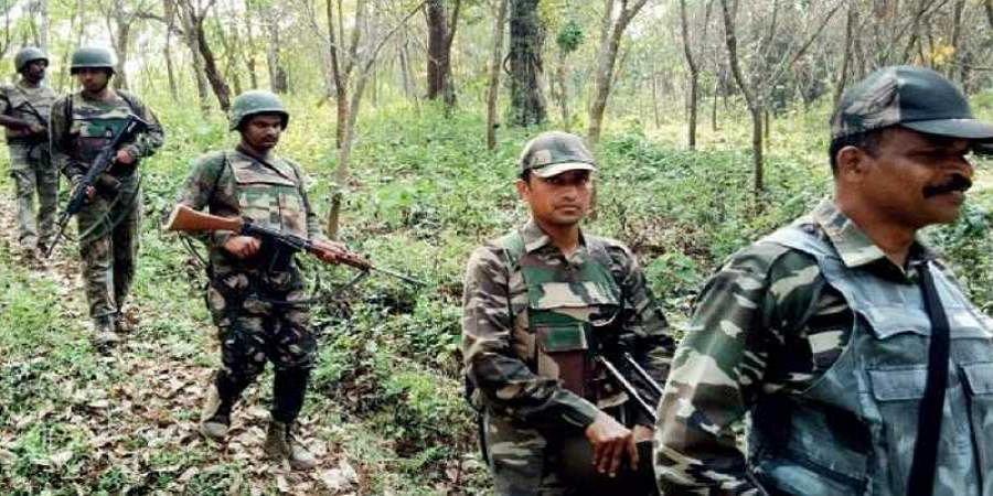 Chhattisgarh: 2 naxals have been killed in an encounter