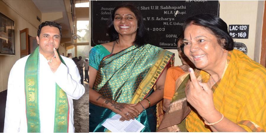 Udupi-Chikmagalur Loksabha Poll; Pramod Madhwaraj Slams Shobha Karandlaje