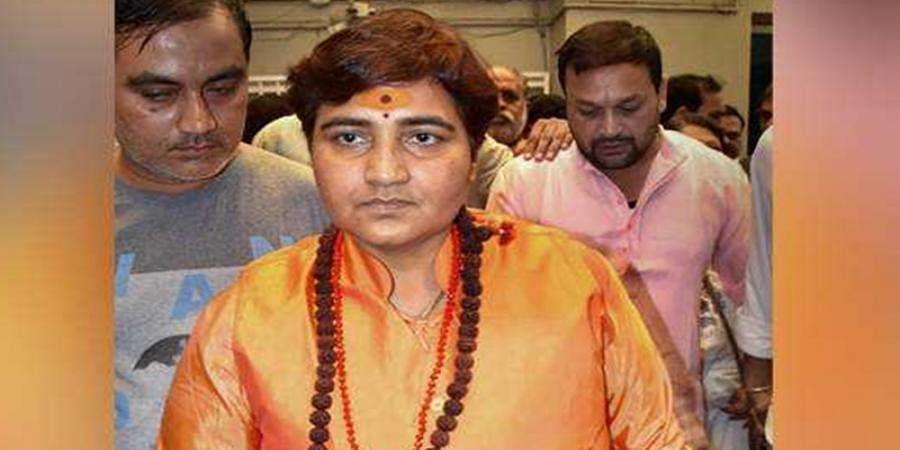 IPS officers slam Sadhvi Pragya for remarks on 26/11 martyr Hemant Karkare, poll body receives plaint
