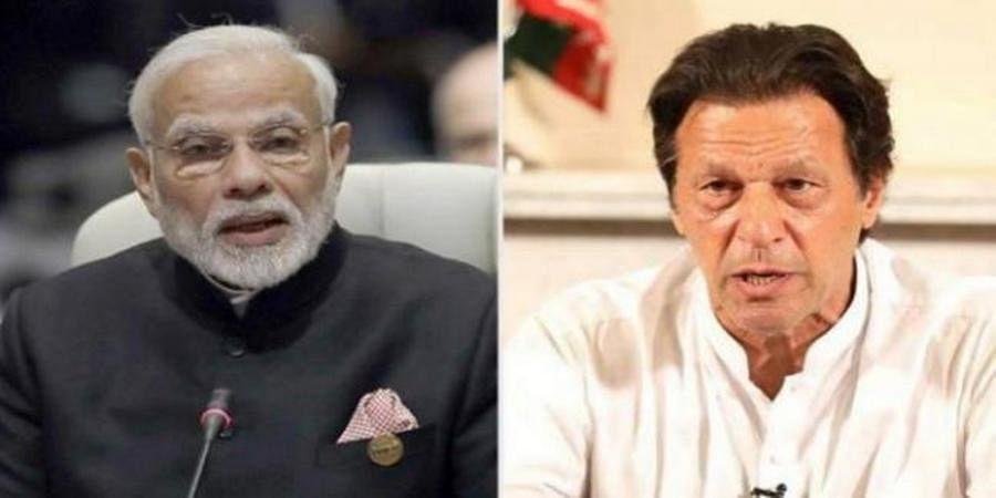 Narendra Modi-Imran Khan
