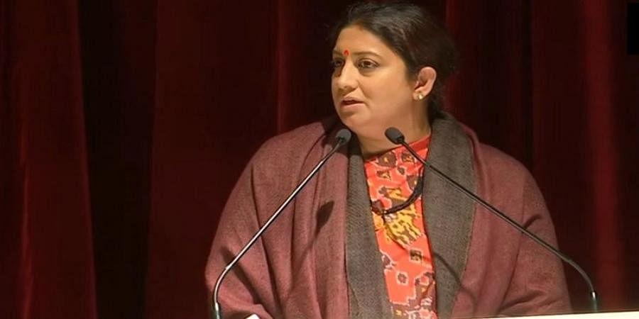 Any Gandhi family member, from India or Italy, can't defeat PM Narendra Modi in Varanasi: Smriti Irani