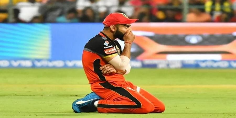 Dhoni's batting give us a massive scare, says Virat Kohli