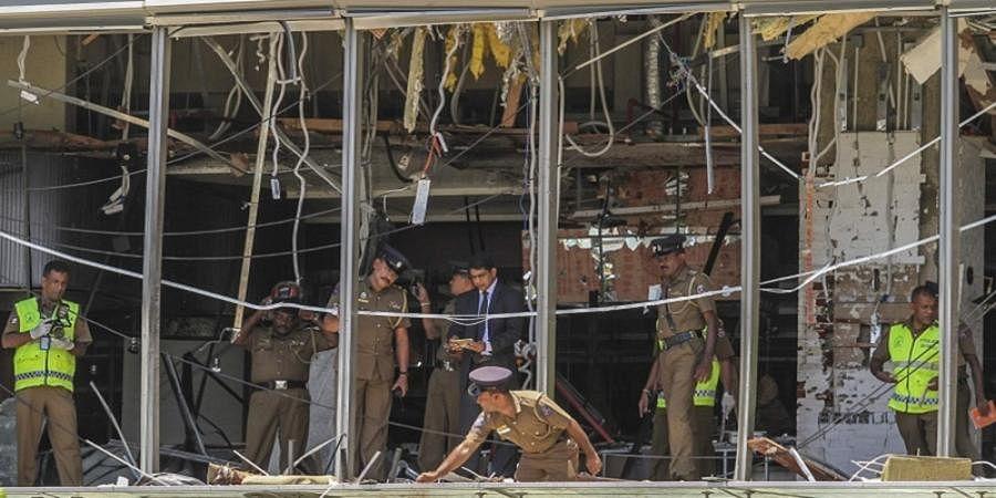 24 under arrest for Sri Lanka serial blasts, says police