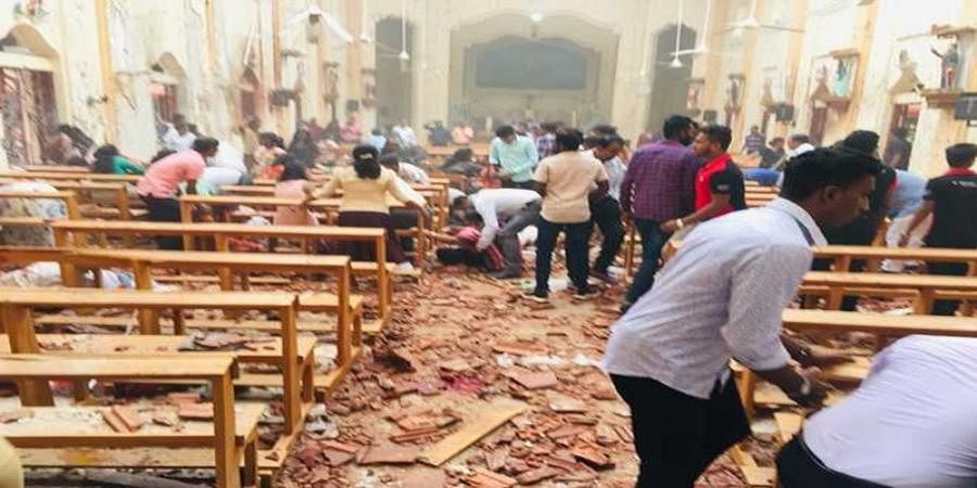 5 Indians Among 207 Killed In Sri Lanka Serial Blasts