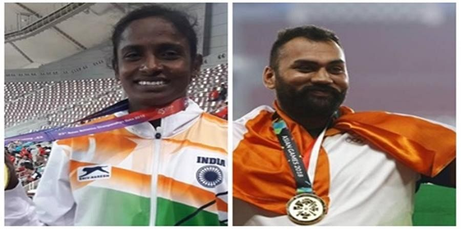 Asian Athletics Championships: India win five medals including two golds on Day 2; tally swells to 10 medals