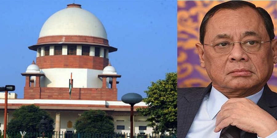 Sexual harassment charge against CJI: SC asks probe agencies to look into evidence by lawyer Utsav Bains