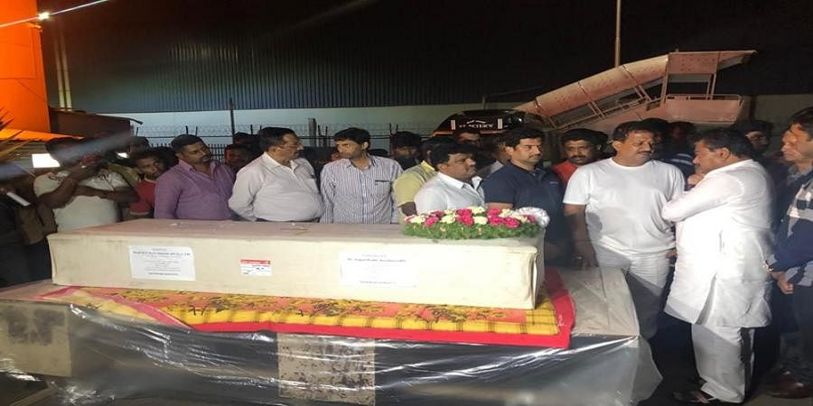 5 dead bodies shifted to Bengaluru who is deid in Sri Lanka bomb attack