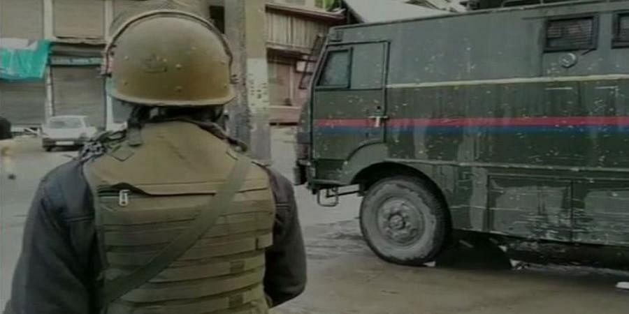2 terrorists neutralised in exchange of fire with security forces in South Kashmir's Anantnag