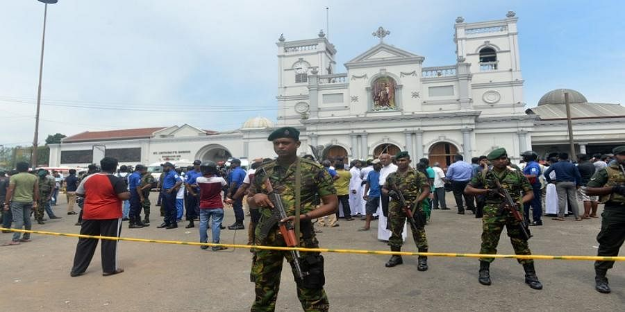 Number of Indians dead in Lanka blasts rises to 11