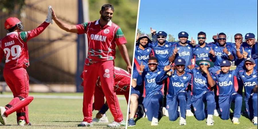 USA, Oman attain cricket ODI status