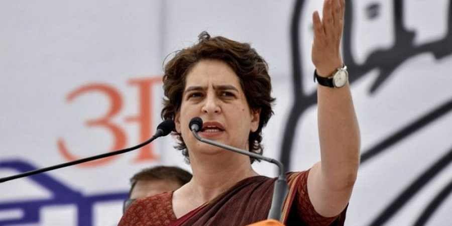 Modi is 'Pradhan Prachar Mantri': Priyanka Gandhi