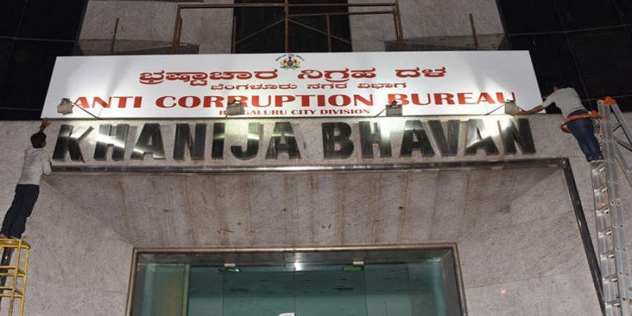 ACB conduct raids at six places in Bengaluru