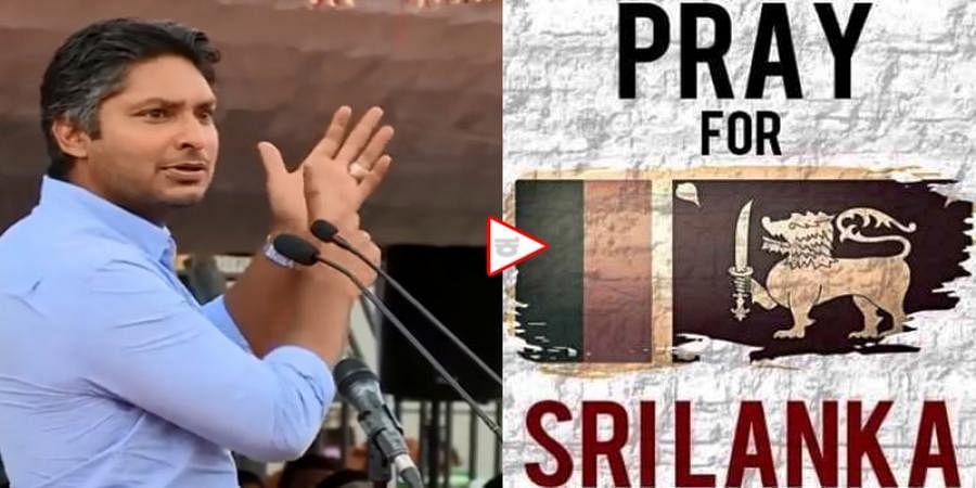 Sri Lanka blasts bring back Kumar Sangakkara speech. Viral video takes internet by storm