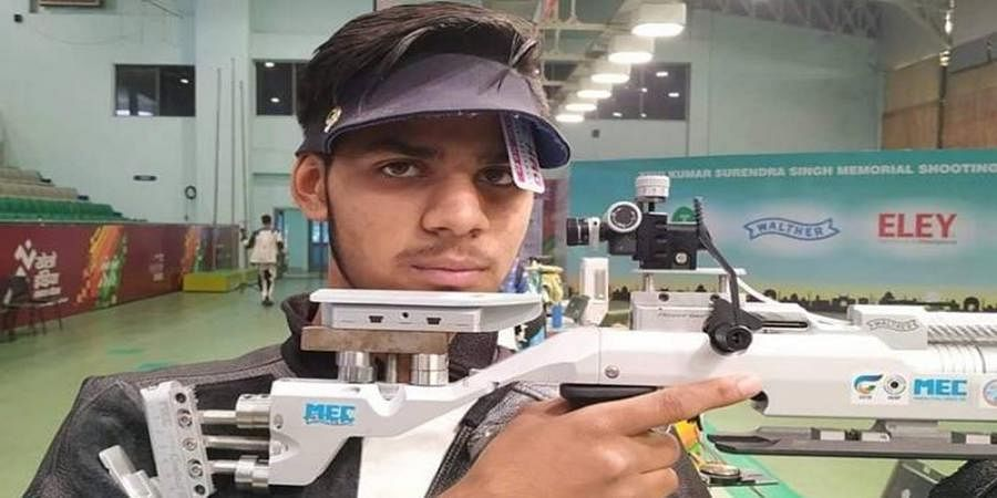 ISSF World Cup 2019: Divyansh Singh Panwar wins silver, secures Olympic quota