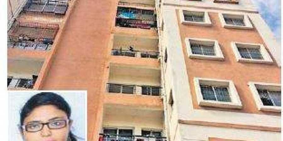 Minor goes for yoga on terrace, falls to death