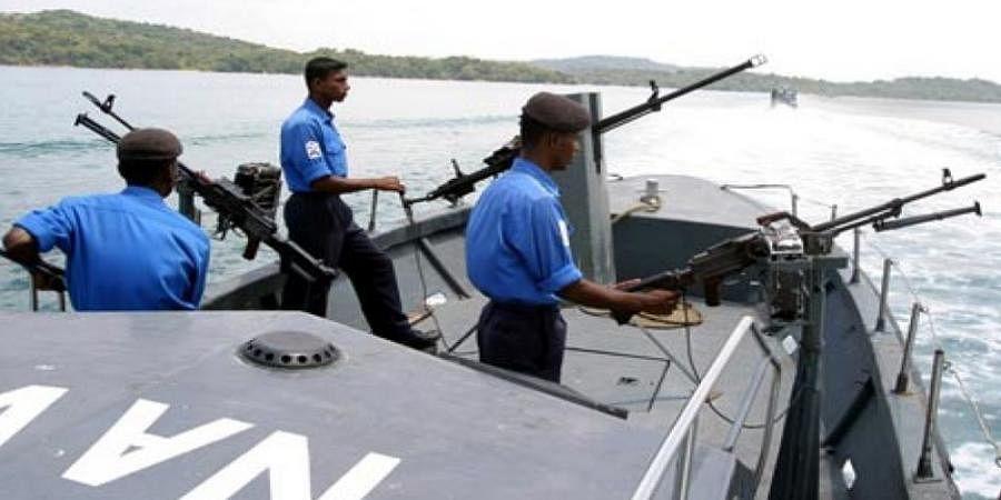 10,000 SriLankan soldiers were deployed across the Indian Ocean