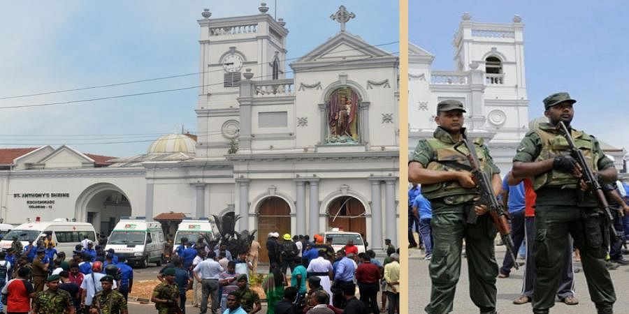 SrlLanka Terror Attack; Islamic religious body, urged Muslims to conduct prayers at home