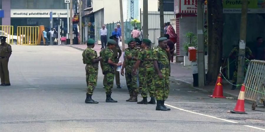 6 Children Among 15 Killed In Raids On ISIS Hideout In Sri Lanka: Police