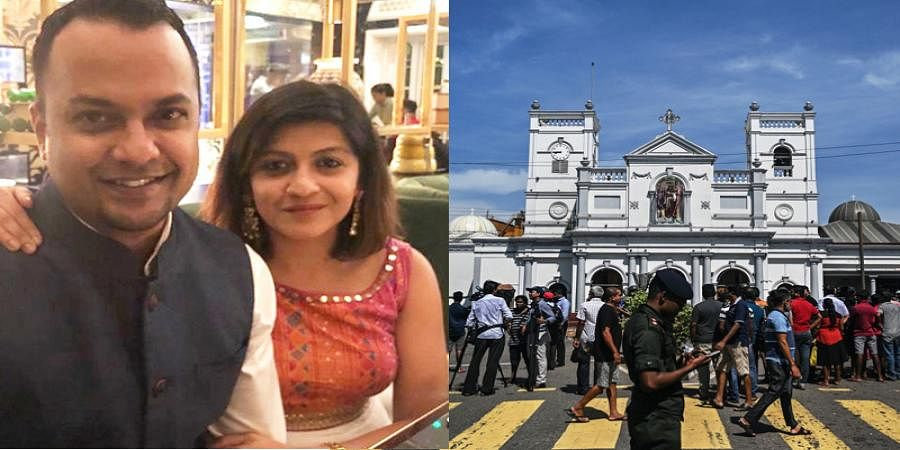 UAE-based Indian couple survive Sri Lanka bombings, man had witnessed 26/11 terror attacks too