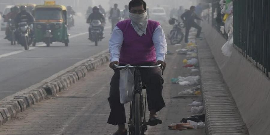 Over 1.2 Million early deaths in India due to air pollution: Report