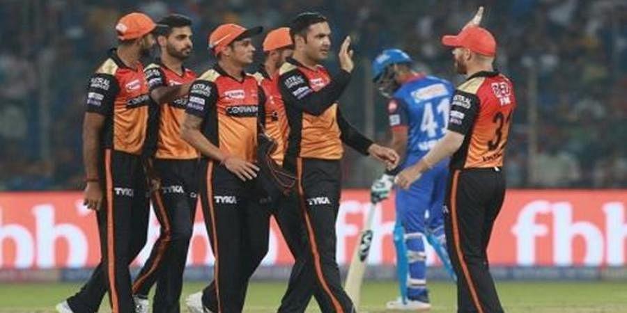 IPL 2019: Sunrisers Hyderabad beat Delhi by 5 wickets