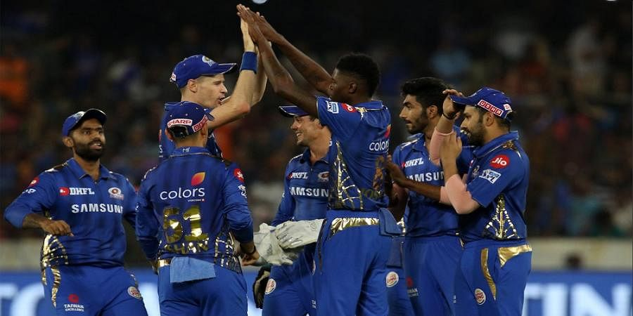 Mumbai indians won by 40 runs Against Sunrisers Hyderabad