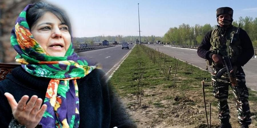 Won't allow our beloved Kashmir to be turned into an open-air prison: Mehbooba Mufti