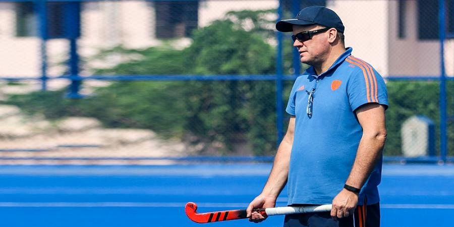 Graham Reid appointed new Indian men's hockey team chief coach
