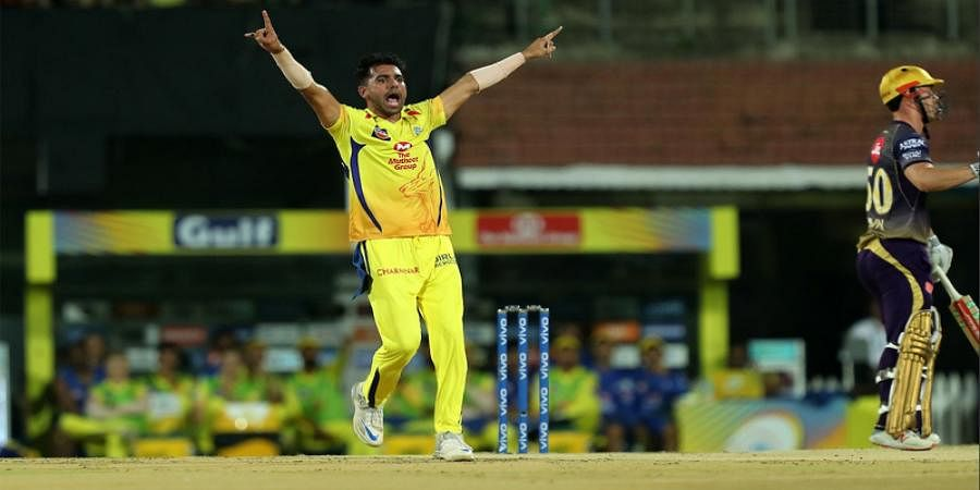 Chennai Super Kings won by 7 wickets against Kolkata Knight Riders